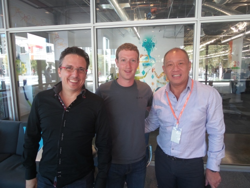 Globe Facebook partnership