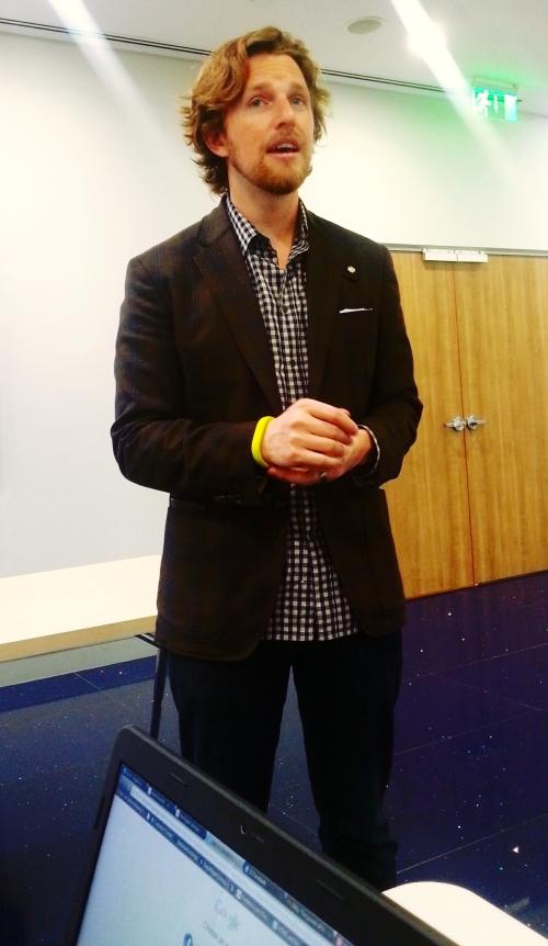 Matt Mullenweg visits PH