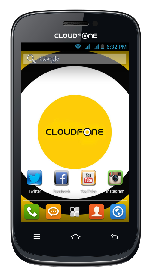 cloudfone-excite-400dx